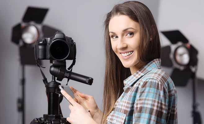 FP técnico superior en iluminación, captación y tratamiento de imagen