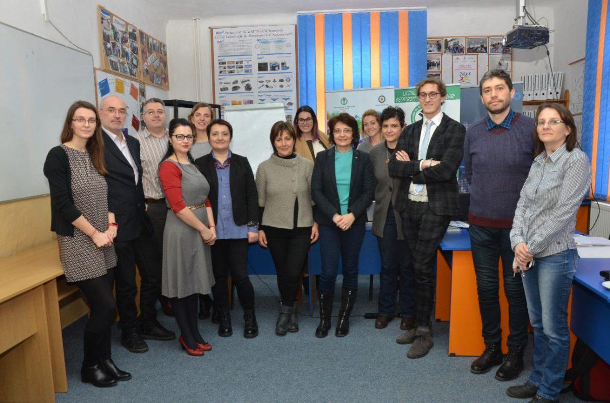"""Cesur participa en el Proyecto Erasmus+ """"E-Classes"""""""