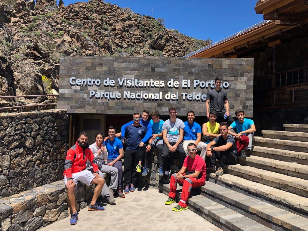 Visita al Teide