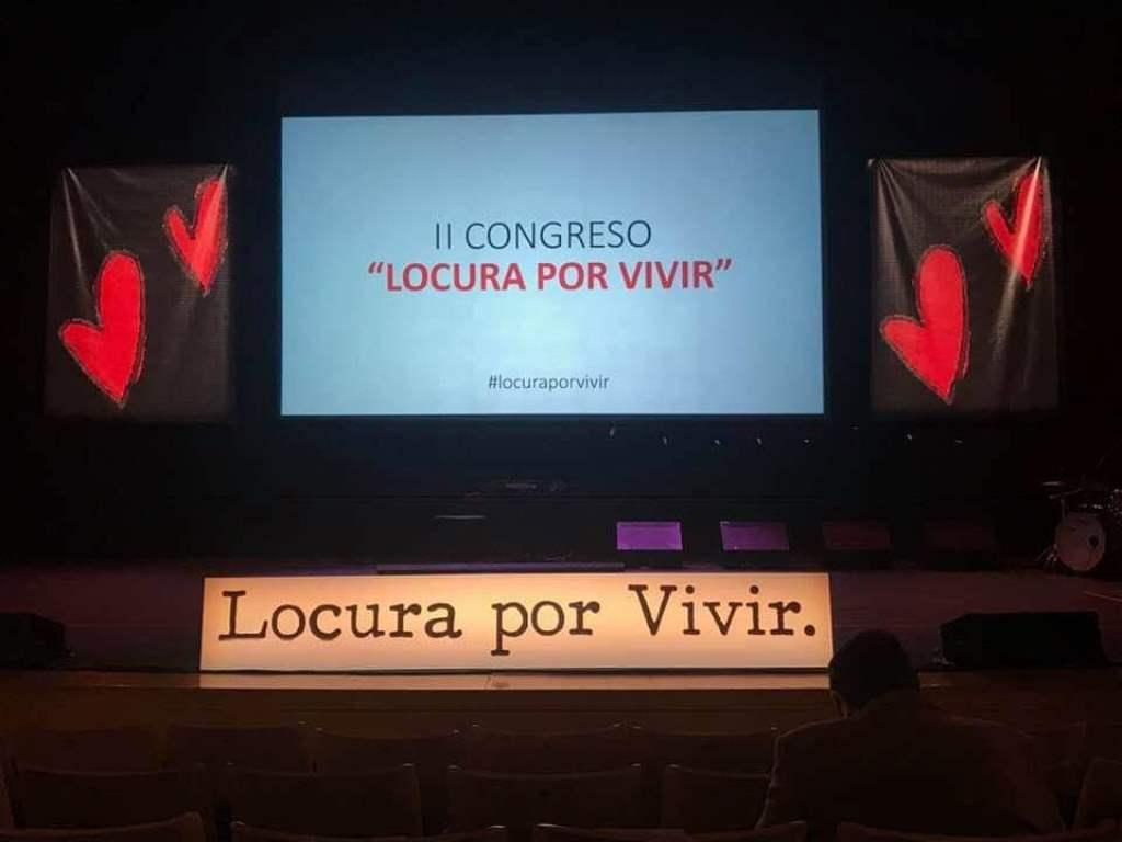 """Alumnos de Cesur realizan el vídeo del II Congreso """"Locura por vivir"""""""