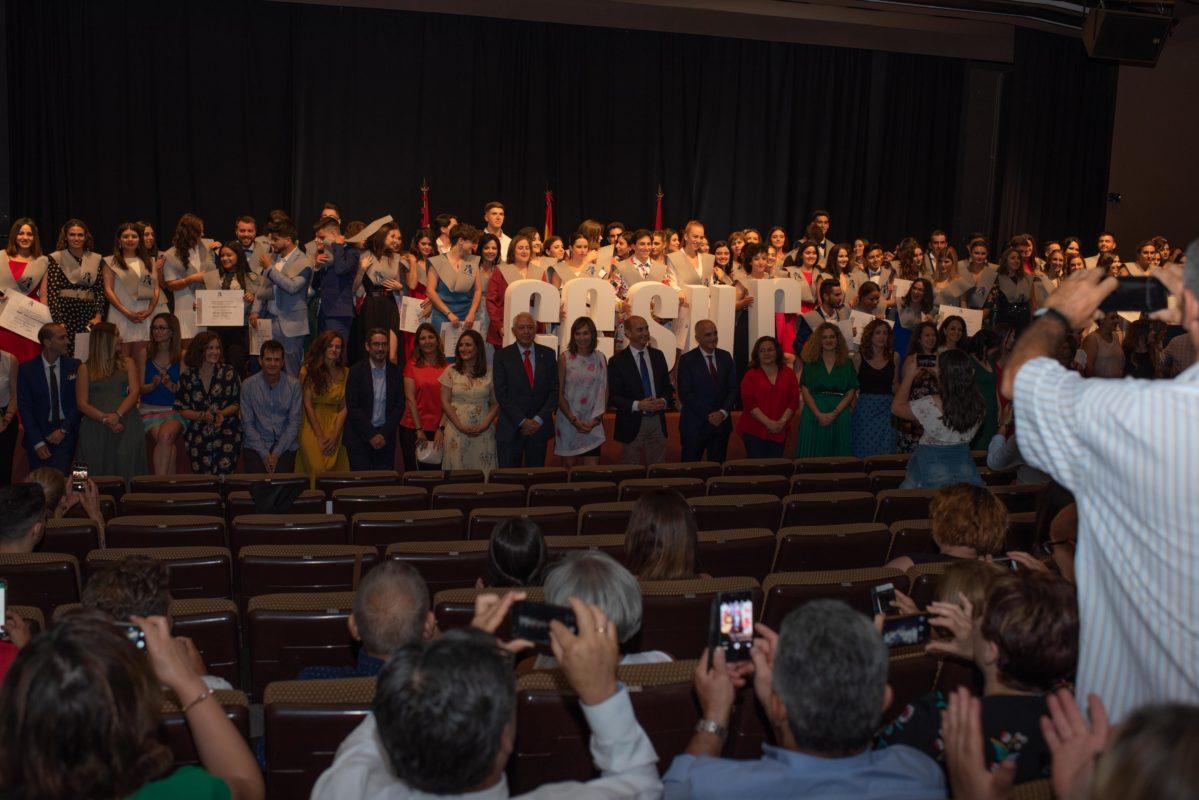 ¡Llegó el día de la Graduación de Cesur Murcia!