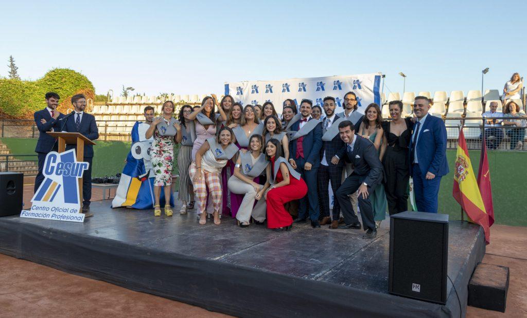 Graduación Cesur Sevilla 2017-2019