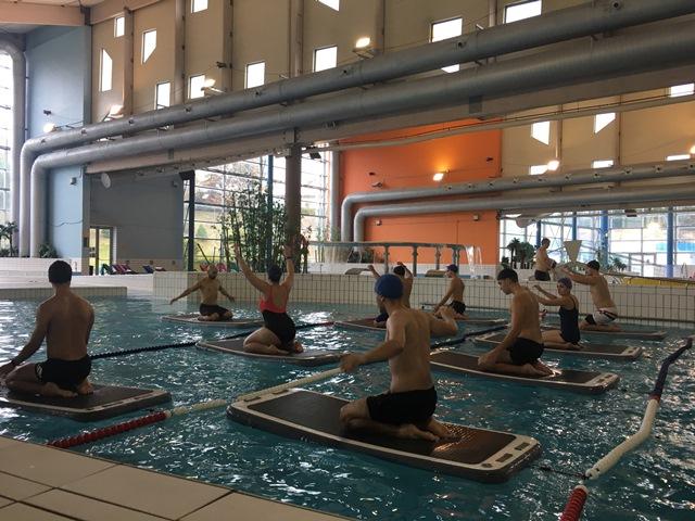 Actividad sobre tablas de Aquaboard