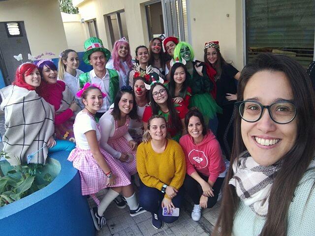 Visita Colegio Colegio Isabel La Católica