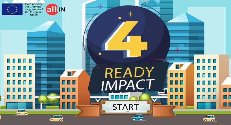 Videojuego Ready Impact