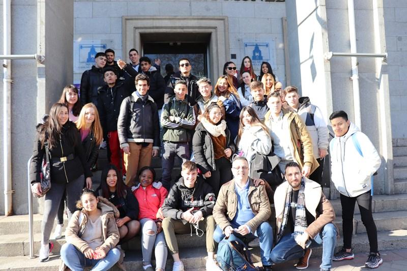 Visita al Museo Casa de la Moneda