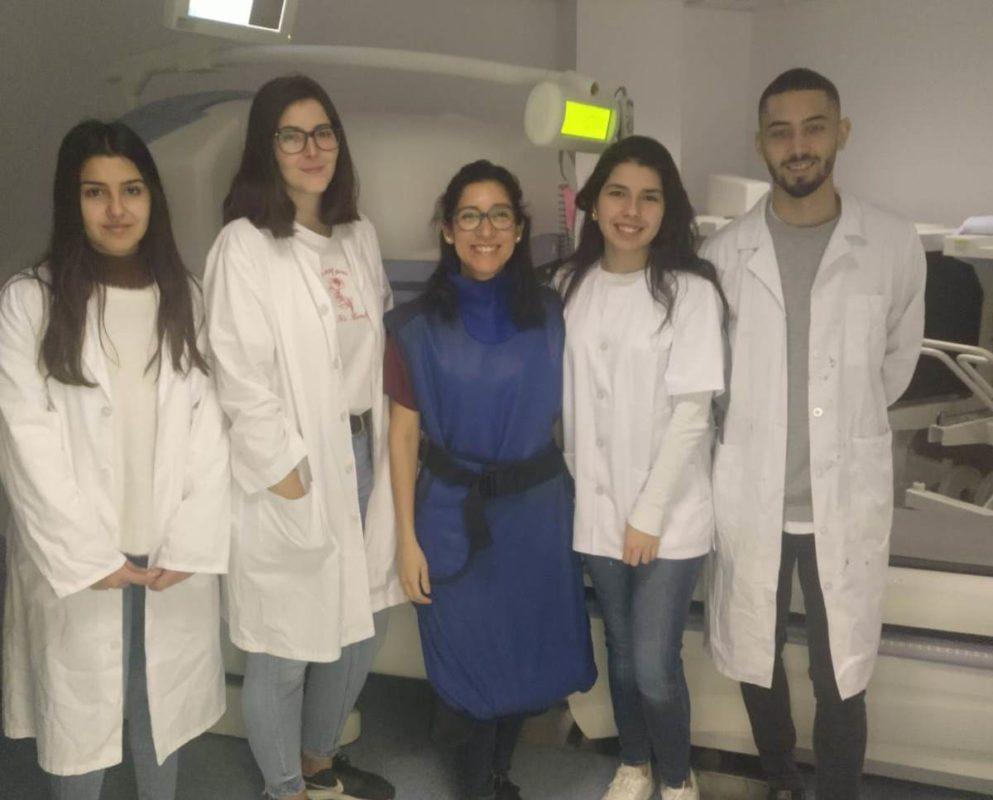 Visita al área de Radiodiagnosis de Hospiten Rambla