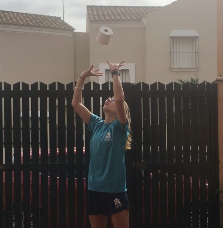 Tele retos de Vóleibol