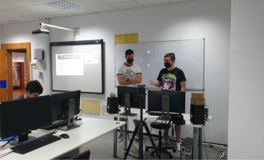 Desarrollando videojuegos en colaboración con el Conservatorio de Música de Canarias