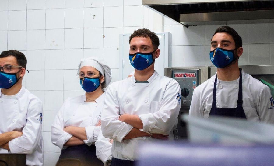 Comienza el ciclo de Masterclass de Cocina con el chef Benito Gómez (2 estrellas Michelin)